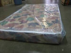 Single foam mattress with cover, in stock, NEW in packages