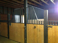 Building or renovating an equestrian property??