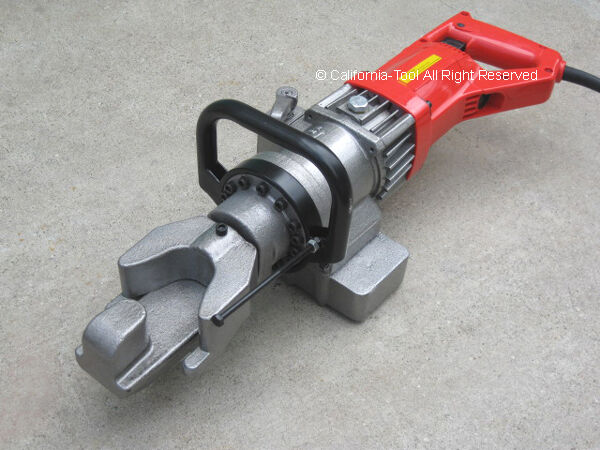 "Portable 5/8"" #5 Rebar Bender Electric Hydraulic RB-165A"