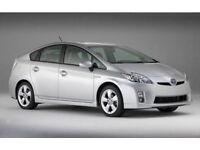 PCO TOYOTA PRIUS Ford Galaxy UBER READY AVAILABLE FROM £120