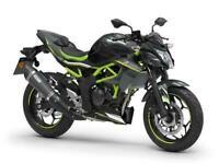 New 2021 Kawasaki Z 125 ABS Performance *DUE JANUARY*