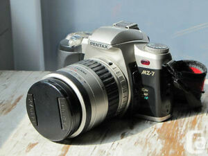 Pentax MZ-7 35mm SLR with 28-80mm Zoom Lens London Ontario image 3