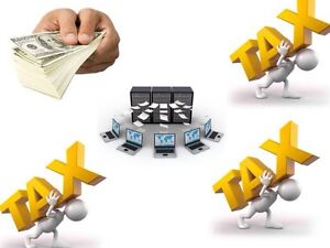 Lowest Price Accounting & Tax Services (Licensed Business) Regina Regina Area image 1
