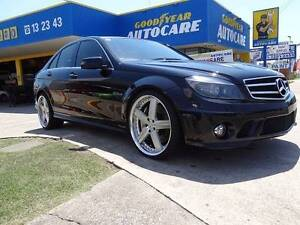 2009 Mercedes-Benz C63 Sedan (12/08 Build) Kippa-ring Redcliffe Area Preview