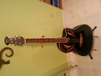 Ovation AE147 Acoustic/Electric Guitar