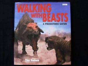 Walking With Beasts: A Prehistoric Safari - Tim Haines [BBC - HB] Loganholme Logan Area Preview