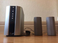 Durabrand Satellite SA-SP7 Speakers