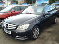 Mercedes-Benz C220 CDI BlueEFFICIENCY Executive SE (FULL LEATHER)