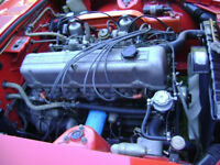 DATSUN 240Z ENGINE AND TRANSMISSION WANTED TO BUY