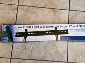 *** Brand New , boxed 30-63 Inch Ultra-Slim Fixed TV Wall Mount ***BARGAIN PRICE