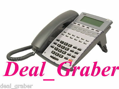 Nec Aspire 34 Button Display Phone 0890045 Ip1na-24txh Refurbished