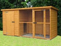 custom made top quality pet enclosure's / dog kennel's / dog run's / bird aviaries / aviary