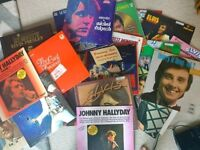 Exclusive Collection of 158 VINYL records