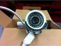 ahd bullet cameras day/night vision 2mp