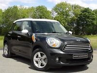 MINI COUNTRYMAN COOPER (black) 2014