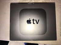 Apple TV 4th Gen 32gb boxed as new one month old