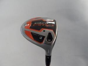 Cobra Amp #4 Fairway Wood Regular Flex Men's Right