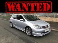 Wanted Honda Civic Type R Ep3