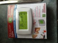 Honeywell Digital Touchscreen Thermostat