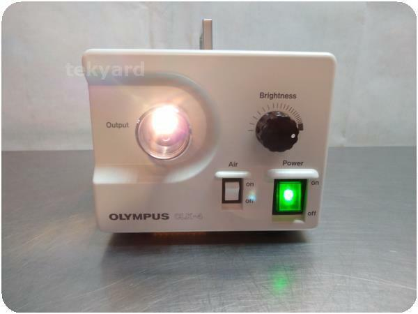 OLYMPUS CLK-4 HALOGEN LIGHT SOURCE @ (242090)