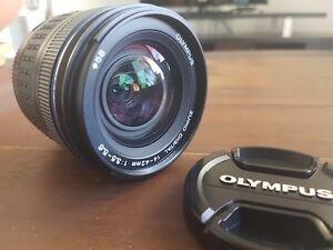 Olympus Zuiko Digital 14-42mm 1:3.5-5.6 ED Lens (Black) Annerley Brisbane South West Preview