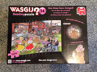 "Wasgij Destiny Puzzle No14 ""How Times Have Changed"" 1000pcs"