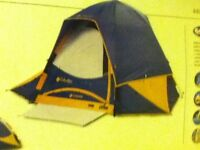 Columbia First-Up Hex Dome Tent - NEW!
