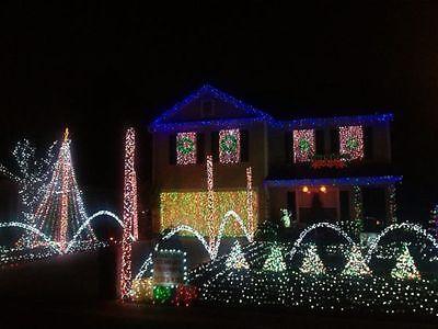 NEW 2020 LIGHT O RAMA 10 SEQUENCES LIGHTORAMA CHRISTMAS & HALLOWEEN LIGHT SHOW ()