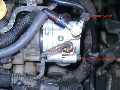 how-to-remove-a-vauxhall-z22yh-high-pressure-fuel-pump-