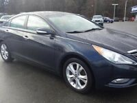 2011 Hyundai Sonata Limited - Sun Roof/Alloy Wheels LEATHER