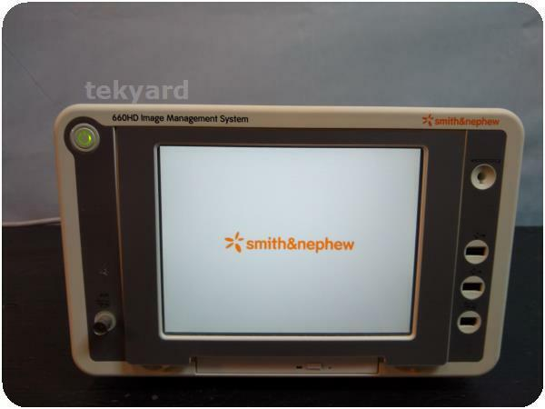 SMITH & NEPHEW 660HD 72200242 IMAGE MANAGEMENT SYSTEM ! (241651)