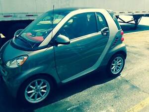 2009 Smart Fortwo Coupe (2 door) Passion