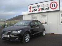 2012 AUDI A1 SPORT 1.6TD ONLY 35,846 MILES, FREE TAX, FULL SERVICE HISTORY