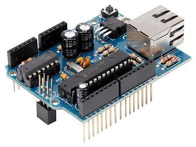 Velleman Ka04 Ethernet Shield For Arduino Uno Diy Kit Version