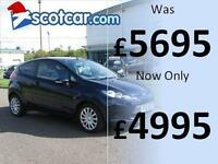 FORD FIESTA 1.2 FULL SERVICE HISTORY, 20K MILES, ONE PREVIOUS OWNER