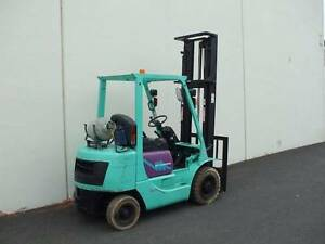 MITSUBISHI FORKLIFT 2T - 4.5m - Finance or (*Rent-To-Own *$55pw) Boronia Knox Area Preview