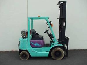MITSUBISHI FORKLIFT 2T - 4.5m - Finance or (*Rent-To-Own *$55pw) Ferntree Gully Knox Area Preview