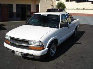 Chevrolet s10 want gone trade or best offer