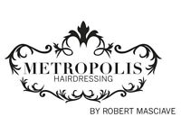 FULL TIME HAIRDRESSING APPRENTICE/ASSISTANT WANTED AT METROPOLIS HAIRDRESSING