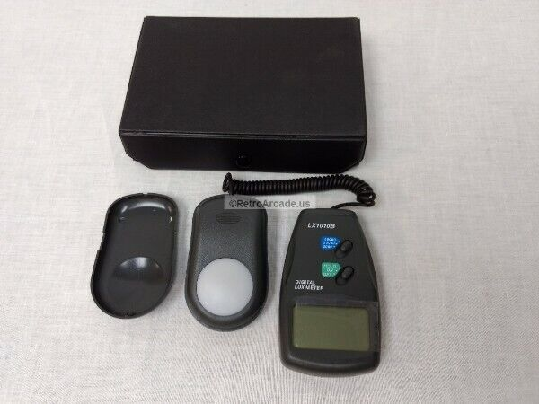 Digital 50000 Lux Meter LX1010B Digital Light Level Photo Light Sensor