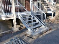 Professional On Site Stair Case Repair & Manfacture Welding Serv