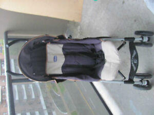Chicco stroller.