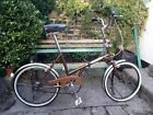 VINTAGE DAWES KINGPIN FOLDING BIKE FULLY SERVICED