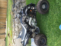 MINT CONDITION yamaha raptor