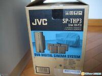 JVC DVD surround sound home cinema system