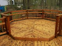 DECKING AND FENCING SPECIALIST