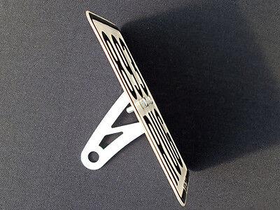 Kennzeichenhalter seitlich 50 ccm Simson S51 S50 S53 SR50 KR50 Tuning Roller