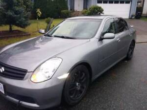 Infiniti G35 for sale!