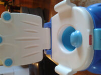 Fisher Price music potty