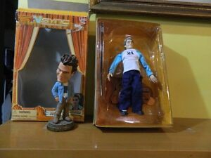 Justin Timberlake Collectable Puppet and JC bobble head